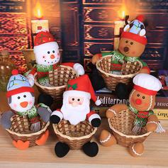 Boże Narodzenie Ozdoby Bambus Dekoracje świąteczne