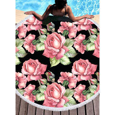 Country Style Oversized/fresh Beach Towel