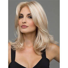Straight Synthetic Hair Capless Wigs