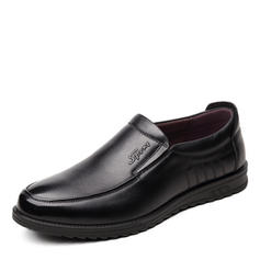 Penny Loafer Casual Real Leather Men's Men's Loafers