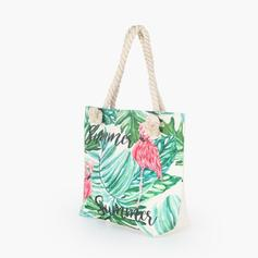Charming Canvas Tote Bags/Shoulder Bags