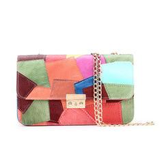 Colorful/Splice Color Satchel/Crossbody Bags/Shoulder Bags