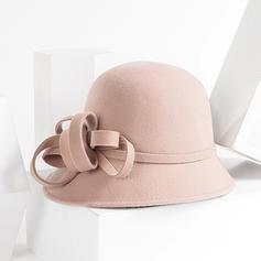 Ladies ' Smukke/Særlige/Nice Uld Diskette Hat