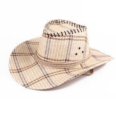 Hommes Spécial Lin Chapeau de cowboy