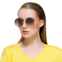 UV400 Chic Round Sun Glasses