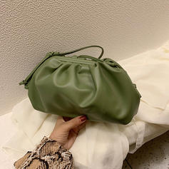 Unique/Delicate/Attractive/Solid Color Clutches/Crossbody Bags