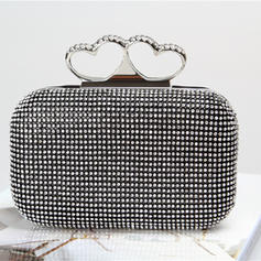 Pretty Crystal/ Rhinestone Clutches
