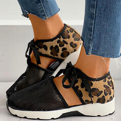 Unisex Fabric Casual Outdoor With Animal Print shoes
