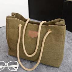 Ainutlaatuinen/Charmia/Klassinen/Böömin tyyli/Super kätevä Kangaskassit/Bucket Laukut/Hobo-laukut