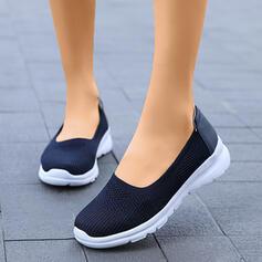 Women's Fabric PU Casual Outdoor shoes