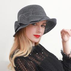 Ladies' Fashion/Glamourous/Pretty Polyester Floppy Hats