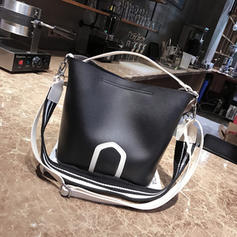 Elegant/Fashionable/Refined PU Crossbody Bags/Bucket Bags/Hobo Bags