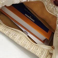 Fascino/Delicato/Stile boemo/Floreale/intrecciato Borse di tela/Boston Borse/Borse da spiaggia/Borse secchi/Hobo Bags