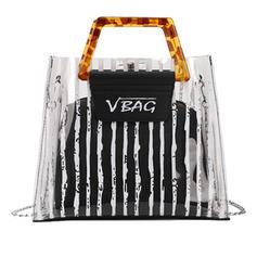 Charming PVC/PU Totes Bags