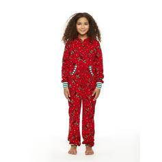 Stampa Famiglia Partita Di Natale Pajamas