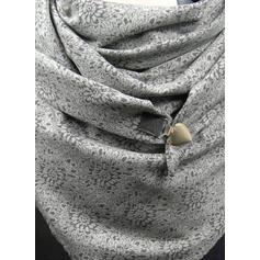 Богемия/Retro /Wijnoogst/Print mode/eenvoudig/Comfortabel Sjaal