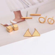 Charming Hottest Alloy Jewelry Sets Earrings (Set of 4)