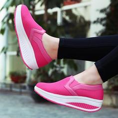 Kvinner Mesh Avslappet med Annet sko