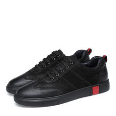 Lace-up Casual Real Leather Men's Men's Oxfords
