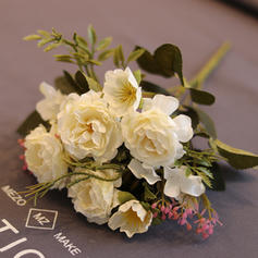 "11.81""(Approximative 30cm) Pivoine Soie Bouquets"