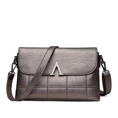Refined PU Satchel/Shoulder Bags