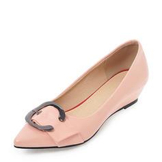 Pentru Femei PVC Platforme Înalte Platforme cu Ştrasuri pantofi