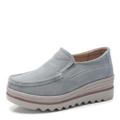 Жіночі Замша Низький каблук Низька підошва з Інші взуття