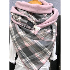 Plaid fashion/Comfortable Scarf