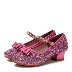 Women's Latin Heels Sparkling Glitter Latin