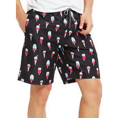 Heren Dot Board Shorts