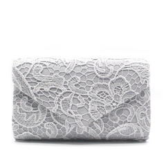 Elegant/Luxury Lace Clutches