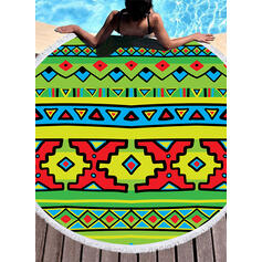 Estilo rústico/impresión geométrica/Bohemia moda/Boho toalla de playa