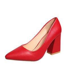 Femmes Talon bottier Escarpins Bout fermé chaussures