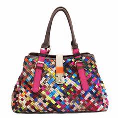 Charmen/Färgglada/Attraktiv Tygväskor/Crossbody Väskor/Axelrems väskor/Hobo väskor