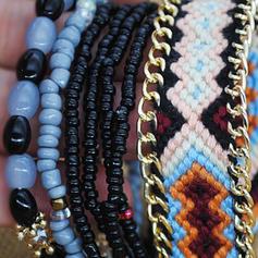 frumos La modă exotic Aliaj Femei Bratari (Set of 7)