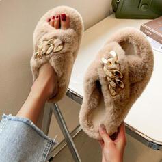 Жіночі Низька підошва Тапочки взуття