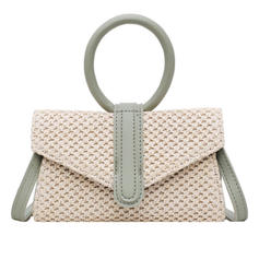 Refined PU Crossbody Bags/Shoulder Bags