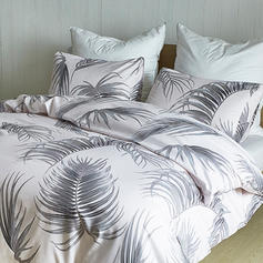 Polyester / Cotton Reactive Print 3 piece Duvet Covers