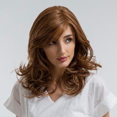 Wavy Synthetic Hair Synthetic Wigs