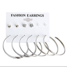 Unique Alloy Women's Earrings