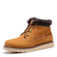 Snow Boats Casual Suede Men's Men's Boots