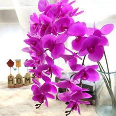 """34.25""""(Około.87cm) Orchidee Jedwab Jedwabne Kwiaty"""
