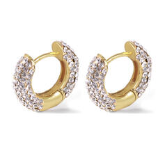 Charming Hottest Alloy Zircon With Zircon Earrings (Sold in a single piece)
