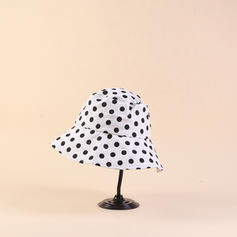 Unisexe Unique Coton/Lin Chapeau de seau