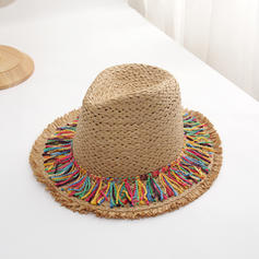 Ladies' Hottest Salty Straw Straw Hats/Beach/Sun Hats