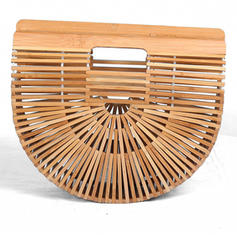 Attractive Wooden Clutches/Beach Bags