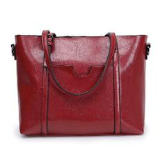 Elegant Genuine leather Shoulder Bags