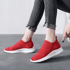 Donna Tessuto Casuale con Cava-out Altrui scarpe