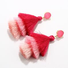 Lovely With Tassels Women's Earrings