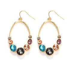Exquisite Alloy Women's Earrings